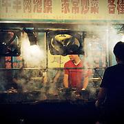 Steaming pots, Xian, China (May 2004)