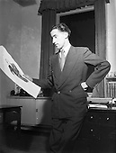 1952 - Peter Owens Managing Director of Domas Ltd
