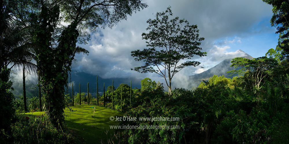 Manulalu, Kabupaten Ngada, Flores, Nusa Tenggara Timur, Indonesia
