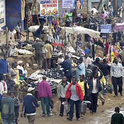 Urban life - Mathare