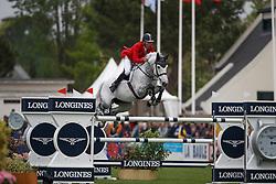 Beerbaum Ludger, (GER), Chiara  <br /> Furusiyya FEI Nations Cup presented by Longines <br /> La Baule 2016<br /> © Hippo Foto - Dirk Caremans<br /> 13/05/16