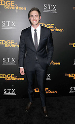 November 9, 2016 - Los Angeles, California, United States - November 9th 2016 - Los Angeles California USA -  Actor BLAKE JENNER   at  STX Entertainment's LA Special Screening of ''The Edge of Seventeen''   held at the Regal LA Live Theater,  Los Angeles, CA (Credit Image: © Paul Fenton via ZUMA Wire)