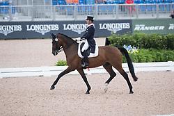 Harada Kiichi, JPN, Egistar<br /> World Equestrian Games - Tryon 2018<br /> © Hippo Foto - Dirk Caremans<br /> 12/09/18