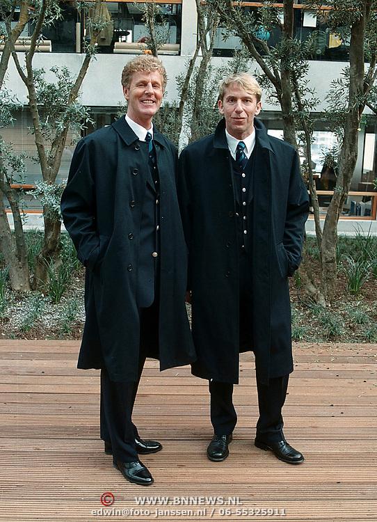 Presentatie nieuwe kleding KLM door Oger Lusink