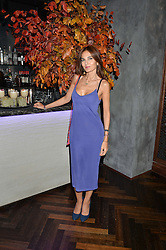 YASMIN MILLS at the launch of MNKY HSE Restaurant, 10 Dover Street, London on 19th October 2016.