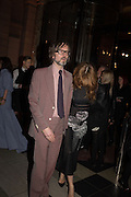 JARVIS COCKER, Alexander McQueen: Savage Beauty Gala, Victoria and Albert Museum, and A. 12th March 2015