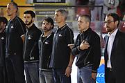 DESCRIZIONE : Roma LNP A2 2015-16 Acea Virtus Roma Moncada Agrigento<br /> GIOCATORE : Guido Saibene<br /> CATEGORIA : pre game inno allenatore coach<br /> SQUADRA : Acea Virtus Roma<br /> EVENTO : Campionato LNP A2 2015-2016<br /> GARA : Acea Virtus Roma Moncada Agrigento<br /> DATA : 18/10/2015<br /> SPORT : Pallacanestro <br /> AUTORE : Agenzia Ciamillo-Castoria/G.Masi<br /> Galleria : LNP A2 2015-2016<br /> Fotonotizia : Roma LNP A2 2015-16 Acea Virtus Roma Moncada Agrigento