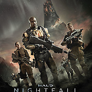 """Halo Nightfall  is an ongoing live-action Xbox Originals webseries for the Xbox One, Xbox 360, and other Microsoft devices to be released in 2014. Consisting of five episodes,[5] the series was created by Scott Free Productions in conjunction with 343 Industries. Acclaimed filmmaker Ridley Scott was the show's executive producer along with Scott Free TV President David Zucker; it was directed by television director Sergio Mimica-Gezzan.  In the series, """"A strange and treacherous world exposes elite UNSC operatives to a much deeper danger."""" The five episodes of Nightfall will air on the Halo Channel"""