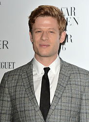 James Norton bei den Harper's Bazaar Women of the Year Awards 2016 in London / 311016<br /> <br /> *** Harper's Bazaar Women of the Year Awards 2016 in London on October 31, 2016 ***
