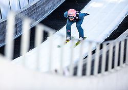 Richard Freitag (GER) during the 1st Round of the Ski Flying Hill Individual Competition at Day 2 of FIS Ski Jumping World Cup Final 2019, on March 22, 2019 in Planica, Slovenia.  Photo by Matic Ritonja / Sportida