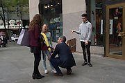 New York, NY, on Sunday, Oct. 26, 2014. <br /> <br /> Photograph by Andrew Hinderaker