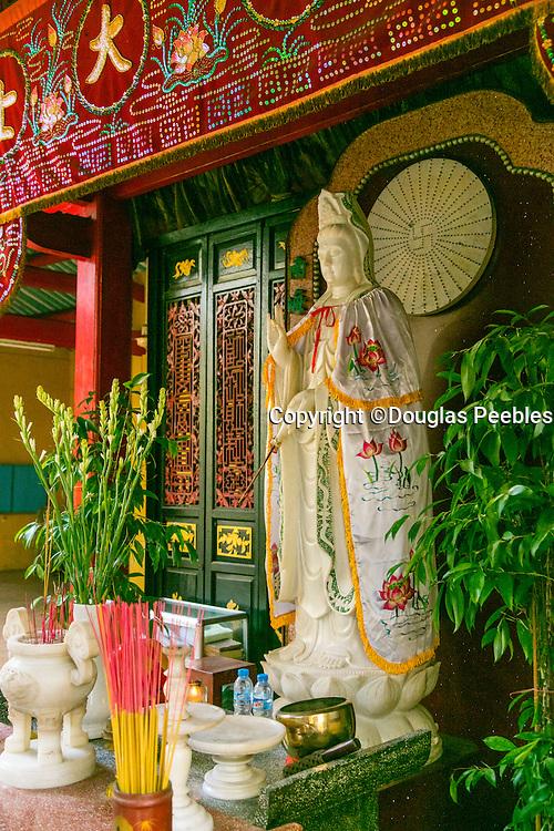 Chua Kien An Cung, Temple, Sa Dec, Mekong River,  Vietnam, Asia