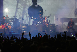 Paul McCartney durante apresentação no estádio Beira-Rio, em Porto Alegre com a turnê Up and Comming Tour. Foto: Marcos Nagelstein/ Agência Preview