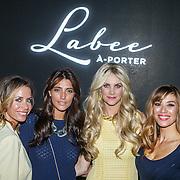 NLD/Rotterdam/20150616 - Modeshow Labee a Porter, Charlotte Labee, Renee Vervoorn, Marvy Rieder en Beertje van Beers