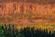 The Bluffs at Kama Bay<br /> Near Nipigon<br /> Ontario<br /> Canada