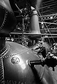 1966 - Interiors of John Power Ltd.  Distillery, Johns Lane