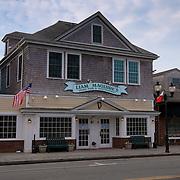 Liam Maguire's famous pub and restaurant In Falmouth, Cape Cod, MA