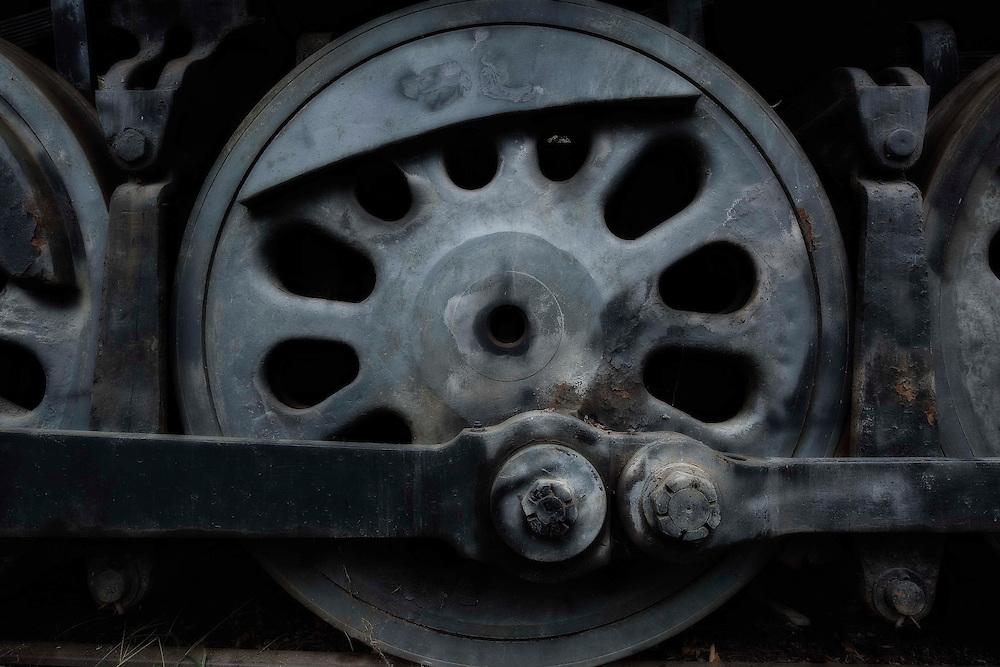 locomotive wheel