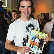 NLD/Amsterdam/20140507 - Presentatie Helden Magazine nr. 22, Bob de Jong