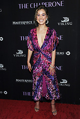 The Chaperone NY Premiere - 26 March 2019