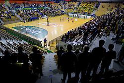 In memoiram  during handball match between RK Celje Pivovarna Lasko and RK Gorenje Velenje in 5th Round of 1. NLB Leasing Handball League 2012/13 on October 3, 2012 in Arena Zlatorog, Celje, Slovenia. (Photo By Vid Ponikvar / Sportida)