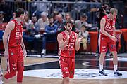 DESCRIZIONE : Milano Lega A 2015-16 Olimpia EA7 Emporio Armani Milano - Giorgio Tesi Group Pistoia<br /> GIOCATORE : Stanko Barac<br /> CATEGORIA : Mani <br /> SQUADRA : Olimpia EA7 Emporio Armani Milano<br /> EVENTO : Campionato Lega A 2015-2016<br /> GARA : Olimpia EA7 Emporio Armani Milano Giorgio Tesi Group Pistoia<br /> DATA : 01/11/2015<br /> SPORT : Pallacanestro<br /> AUTORE : Agenzia Ciamillo-Castoria/M.Ozbot<br /> Galleria : Lega Basket A 2015-2016 <br /> Fotonotizia: Milano Lega A 2015-16 Olimpia EA7 Emporio Armani Milano - Giorgio Tesi Group Pistoia