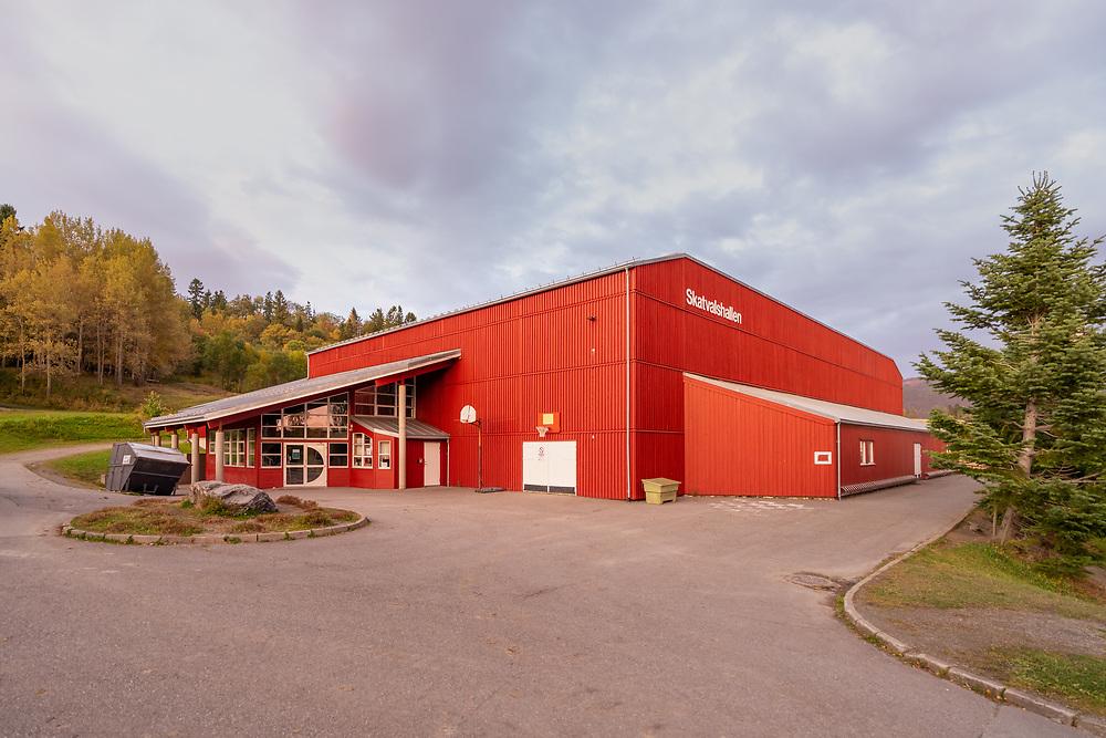 Skatvalshallen er idrettshall med beliggenhet ved Skatval barneskole i sentrumsområdet på Skatval.