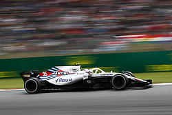 May 13, 2018 - Barcelona, Catalonia, Spain - May 13th, 2018 - Circuit de Barcelona-Catalunya, Montmelo, Spain - Race of Formula One Spanish GP 2018; Sergey Sirotkin of Williams Martini Racing during the race. (Credit Image: © Eric Alonso via ZUMA Wire)