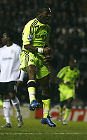 Photo: Steve Bond/Sportsbeat Images.<br /> Derby County v Chelsea. The FA Barclays Premiership. 24/11/2007. Shaun Wright-Phillips celebrates his goal