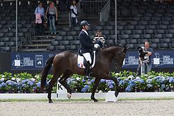 Serre Arnaud, FRA, Addict de Massa<br /> World Championship Young Dressage Horses <br /> Ermelo 2016<br /> © Hippo Foto - Leanjo De Koster<br /> 29/07/16
