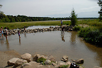 Lake Itasca, Mississippi River Headwaters. Image taken with a Nikon D200 camera and 18-80 mm kit lens.