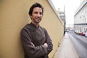 José Avillez, executive chef at Belcanto Restaurant in Lisbon.