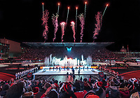 OTTAWA, ON - DECEMBER 16: The Scotiabank NHL 100 Classic between the Ottawa Senators and the Montreal Canadiens at Lansdowne Park in Ottawa, ON. Canada on Dec. 16, 2017.<br /> <br /> PHOTO: Steve Kingsman/Freestyle Photography
