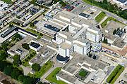 Nederland, Noord-Brabant, Breda, 23-08-2016; <br /> Amphia Ziekenhuis, locatie Molengracht <br /> <br /> aerial photo (additional fee required); <br /> luchtfoto (toeslag op standard tarieven); copyright foto/photo Siebe Swart