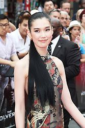 © Licensed to London News Pictures. Tao Okamoto at The Wolverine UK film premiere, Leicester Square, London UK, 16 July 2013. Photo by Richard Goldschmidt/LNP