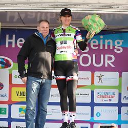 05-04-2017: Wielrennen: Healthy Ageing Tour: Grijpskerk<br />GRIJPSKERK (NED) wielrennen  <br />Ellen van Dijk