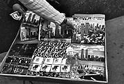 Souveniers sold at Ground Zero