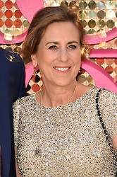 © Licensed to London News Pictures. 29/06/2016. KIRSTY WARK attends the ABSOLUTELY FABULOUS world film premiere. London, UK. Photo credit: Ray Tang/LNP