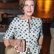 NLD/Amsterdam/20150919 - Modeshow Mart Visser - The Confidence, Janneke Brinkman-Salentijn