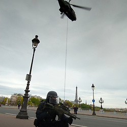 GIGN/GROUPE D'INTERVENTION DE LA GENDARMERIE NATIONALE<br />