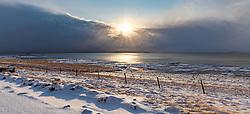 THEMENBILD, isländische Landschaftsaufnahmen, aufgenommen am 22. Oktober 2019 in Island Klofningsvegur // icelandic landscape shots, pictured in Island Klofningsvegur on 2019/10/22. EXPA Pictures © 2019, PhotoCredit: EXPA/ Peter Rinderer