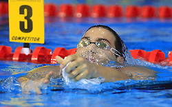 Milorad Cavic of Serbia after the Men's 50m butterfly race at day 4 of LEN European Short Course Swimming Championships Rijeka 2008, on December 14, 2008,  in Kantrida pool, Rijeka, Croatia. (Photo by Vid Ponikvar / Sportida)