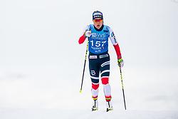 April 6, 2018 - Alta, NORWAY - 180406 Ragnhild Haga competes in the Women's 5 km Classic during the Norwegian Championship on April 6, 2018 in Alta..Photo: Jon Olav Nesvold / BILDBYRÃ…N / kod JE / 160235 (Credit Image: © Jon Olav Nesvold/Bildbyran via ZUMA Press)