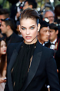 Barbara Palvin  attends the 'Behind The Candelabra' premiere during The 66th Annual Cannes Film Festival at Theatre Lumiere on May 21, 2013 in Cannes, France