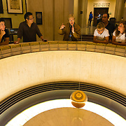 Foucault Pendulum at Griffith Observatory, Los Angeles, CA