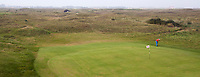 SANDWICH (GB) - Hole 3. The Royal St. George's Golf Club (1887), één van de oudste en meest beroemde golfclubs in Engeland. COPYRIGHT KOEN SUYK