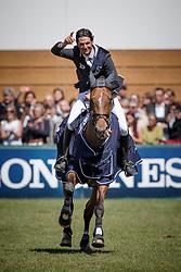 Guerdat Steve, (SUI), Nino Des Buissonnets <br /> Grand Prix Longines<br /> Longines Jumping International de La Baule 2015<br /> © Hippo Foto - Dirk Caremans<br /> 17/05/15