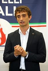 GALEAZZO BIGNAMI<br /> CONFERENZA FRATELLI ITALIA FERRARA