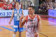 DESCRIZIONE : Reggio Emilia Lega A 2014-15 Grissin Bon Reggio Emilia - Banco di Sardegna Sassari playoff finale gara 2 <br /> GIOCATORE :Cinciarini Andrea<br /> CATEGORIA : Esultanza Mani <br /> SQUADRA : GrissinBon Reggio Emilia<br /> EVENTO : LegaBasket Serie A Beko 2014/2015<br /> GARA : Grissin Bon Reggio Emilia - Banco di Sardegna Sassari playoff finale gara 2<br /> DATA : 16/06/2015 <br /> SPORT : Pallacanestro <br /> AUTORE : Agenzia Ciamillo-Castoria / Richard Morgano<br /> Galleria : Lega Basket A 2014-2015 Fotonotizia : Reggio Emilia Lega A 2014-15 Grissin Bon Reggio Emilia - Banco di Sardegna Sassari playoff finale gara 2 Predefinita :