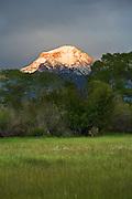 Sphinx Mountain near Ennis, Montana.